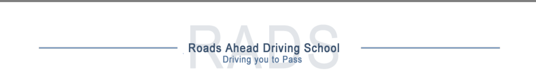 Roads Ahead Driving School